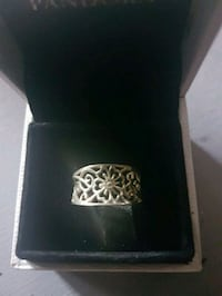 Sterling silver slave ring  Whitby, L1N 8X2