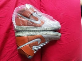 2007 Nike Dunk High (pre-owned) sz 10.