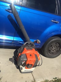 HUSQVARNA BACKPACK BLOWER  2343 mi