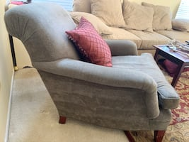 1 Mitchell Gold Accent Chairs