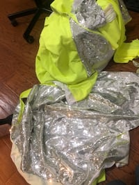 Yards of velvets, neoprenes, sequin + $20 a bag or make offer for all New York, 11221