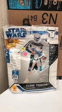Kids Costume: Star wars withOutMask S $5 Hayward