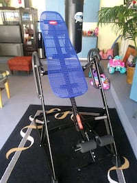 Band New Inversion Table by Emer Casselberry, 32707