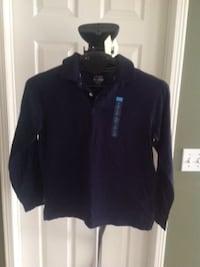 NEW Boys LS Polo Shirt Size LG, 10/12 Richmond Hill