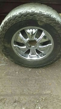 20inch wheels with37inch Mickey Thompson Pineville, 29468