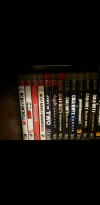 PS3 Games Including GTA5 and Call of Duty. Calgary, T3L 1V3
