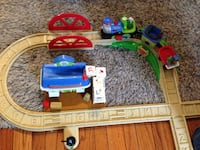 LeapFrog Leap's Phonics Railroad Silver Spring, 20910