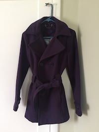 Purple Pea coat Sacramento, 95816