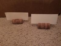 Winery themed wedding-cork place cards and linen table numbers Arlington, 22205