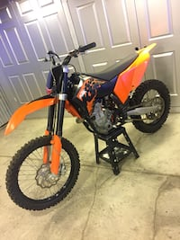 2008 KTM 450 SXF in great condition ready to go  Las Vegas, 89145