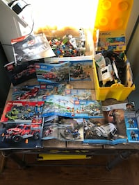 assorted action figures in boxes Daytona Beach, 32118