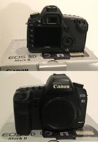 Canon EOS 5D Mark II &&&& Boston