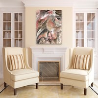 COLÉ Artistries Acrylic Abstract Painting (one of a kind, 36x24in) Stamford, 06907