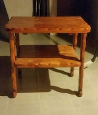 tv table. great for cottage or rec room Burlington, L7P 5A2