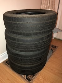 vehicle tire set Mississauga, L5B 3C3