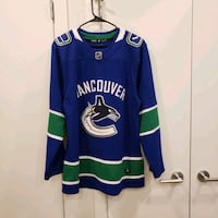 Vancouver Canucks Adidas Climalite Jersey Vancouver, V5S 1H2