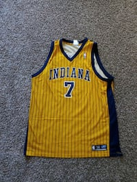 yellow and blue Adidas Golden State Warriors jersey El Paso, 79936