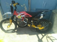 red and black motocross bicycle Stockton, 95210