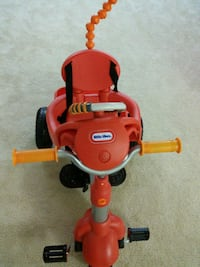toddler's red and yellow trike Rockville, 20852