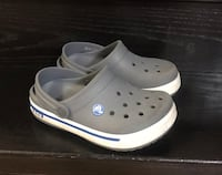 Grey crocs Ajax, L1T 1S1