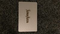 $150 Neiman Marcus gift card Fort Washington