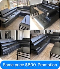 $650 / Sectional / All brand new package / Big Promotion