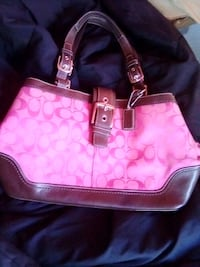 Coach purse only used once Stockton, 95203