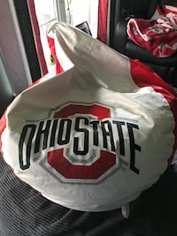 Ohio State Bean Bag Chair. Like New! Lorton, 22079
