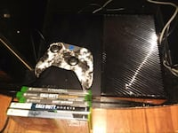 Xbox one 1tb with games and a scuff gaming control Easley, 29642