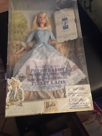Barbie Peter Rabbit 100 Year Celebration Collector Edition by Mattel Mississauga