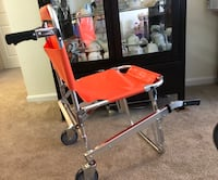 EMS aluminum ambulance chair for medical lifting Rockville, 20850