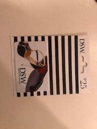 black and white stripe Kate Spade leather wallet Windsor Mill, 21244