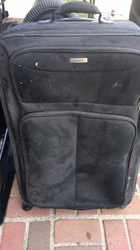 black leather luggage bag screenshot Simi Valley, 93063