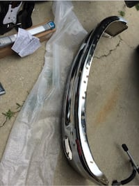 Dodge pickup 02-08 Chrome Front Bumper Conyers, 30094