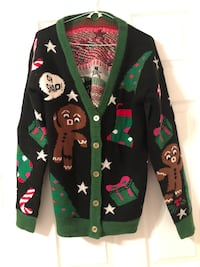 Christmas ugly sweater size medium  Mississauga