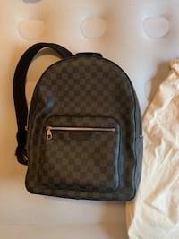 Black Louis Vuitton backpack  Alameda, 94501