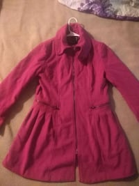 pink zip-up jacket Forest, 24551