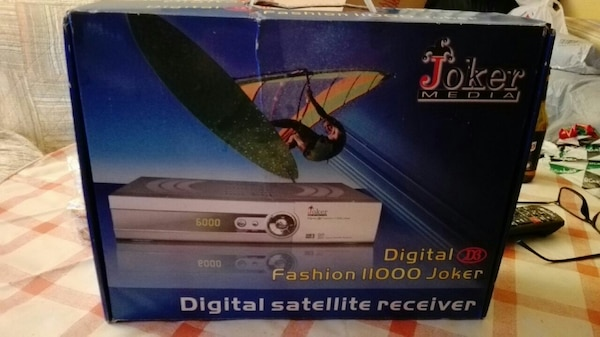 Recibidor digital satelite