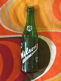 Antique Wilson's pop bottle Toronto, M2M 4H9