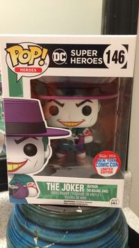 Pop! The Killing Joker NYCC 2016 Pop Oakville, L6H 6E2