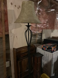 brown and white table lamp Edmonton, T6K 2T6