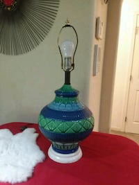 1960s LARGE LAMP Sumter, 29153