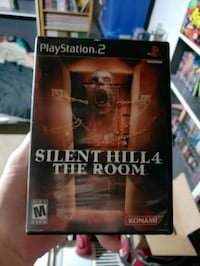 Silent hill 4 ps2 88 km