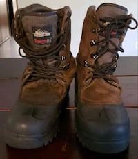 Thermalite Work Boots Midwest City