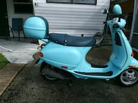 blue and black motor scooter Hollywood, 33021