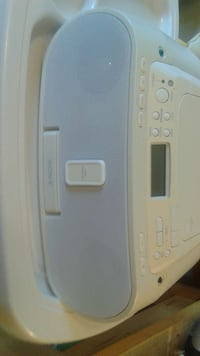 white Sony Cassette radio Kitchener, N2C 2P8