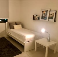 Bed only , no mattress Miami, 33135