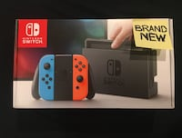 Nintendo Switch brand new unopened  535 km
