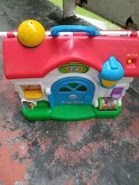 toddler's play house