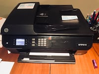 HP Office Color Printer, All-In-One. Works perfect-$70 Savannah, 31406